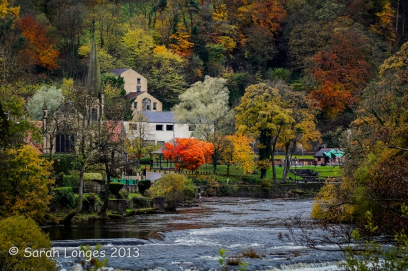 The Lush Layers Of Llangollen