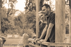 Bobby and Alana pre-wedding photo shoot