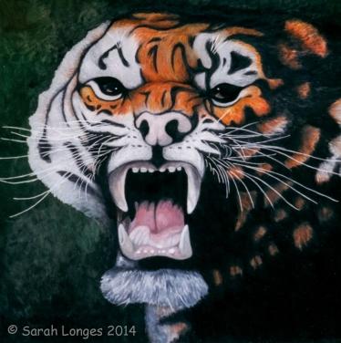 Tiger (at age 16)