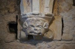 Gargoyles in The Undercroft