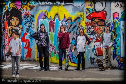 Southbank Skaters