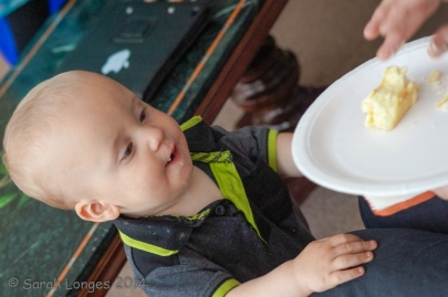 Cake! Give me cake!