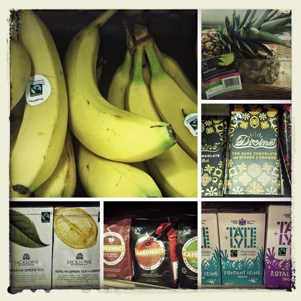 Fairtrade Produce