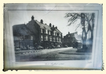 West Byfleet in 1960