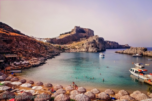 St Paul's Bay, Rhodes