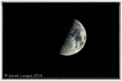 Moon over Kos
