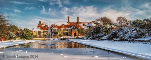 Seasons: Winter at Wisley