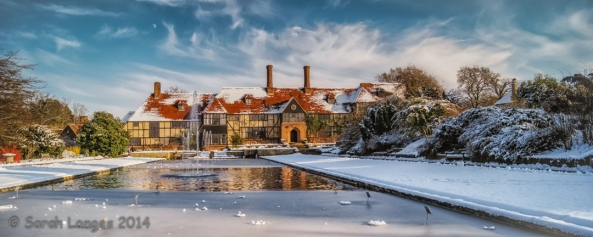 Seasons: Winter at Wisley