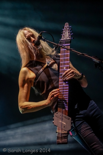 Nick Beggs on Chapman Stick