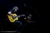 Steve Hackett and Nick Beggs