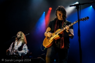 Steve Hackett and Nad Sylvan