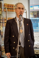 Mayor of Woking, Cllr Tony Branigan