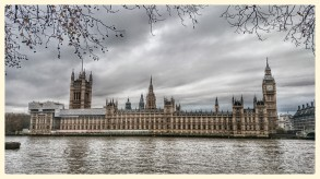 Palace of Westminster by day