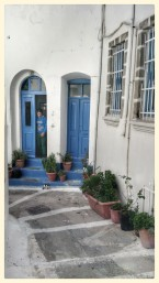 Arched doors on Nisyros