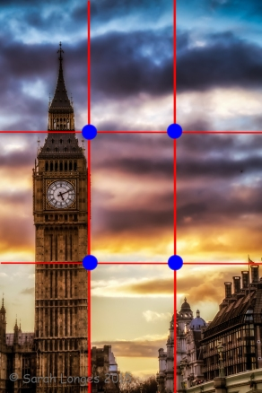 Big Ben portrait grid