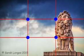 London Lion landscape grid