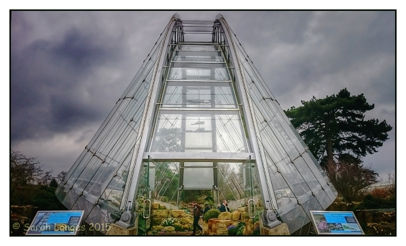Davies Alpine House