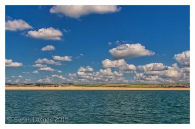 Newhaven shoreline