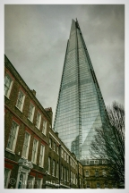 The Shard from St Thomas' Street