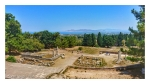 View from the top of the Asklepion of Kos
