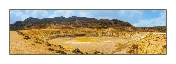 Inside The Volcano Of Nysiros