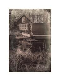 Bygone Boathouse (edit 1)