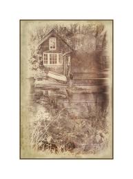Bygone Boathouse (edit 2)