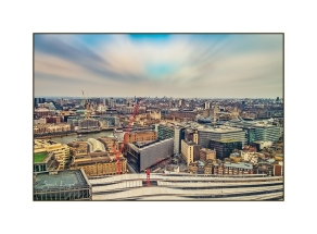 London From Guy's Tower