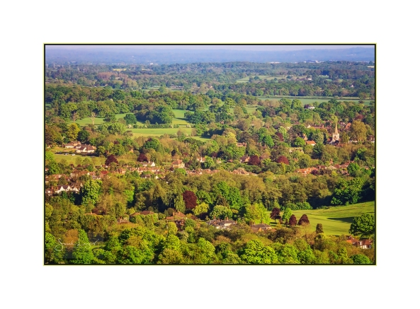 Brockham Village