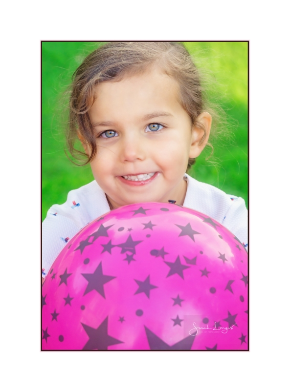 Happiness Is A Pink Balloon