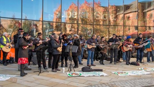 Phoenix Cultural Centre Big Busk