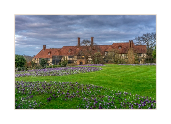 Spring at RHS Wisley Gardens
